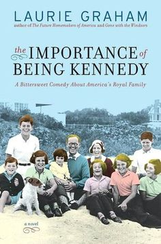 The Importance of Being Kennedy - anything by Laurie Graham is a brilliant read