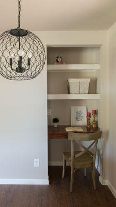 modern farmhouse desk fixer upper style jk project pinterest