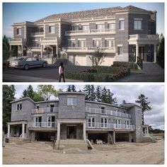 Bringing concepts to life! Civil Engineering, Townhouse, Real Estate, Construction, Posts, Mansions, House Styles, Life, Home Decor