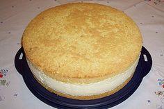 Die weltbeste Käsesahne -Torte 59 Vanilla Cake, Desserts, Food, Gelatine, Cakes, Drinks, Cherry, Cake Ideas, Dessert Ideas