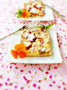 1000+ images about Tarts on Pinterest | Mini tart, Strawberries cream ...