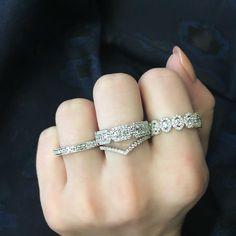 More sparkle, more fun 😍 #amdenjewelry
