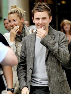 Matt Bellamy and Kate Hudson Kate Hudson, Couple Photos, Couples, Muse, Fashion, Couple Shots, Moda, Fashion Styles, Couple Photography