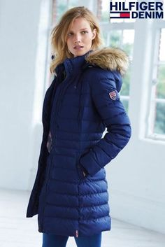 Tyra Down Jacket £102   Clothes   Pinterest   Karen millen, Tommy ...