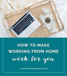 One of the worst things about freelancing is working from home. But it's also one of the best! You just need to know how to make working from home work for you. Read on to find out how.