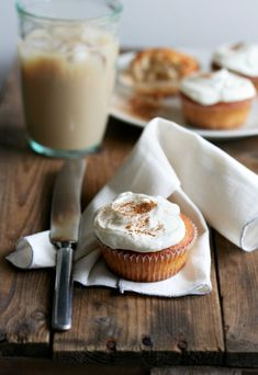 Banana cinnamon muffins