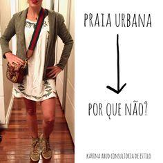 vestido com tênis, karina abud consultoria de estilo
