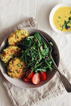 A Make-Ahead Dinner Winner: Broccoli-Feta Quinoa Patties
