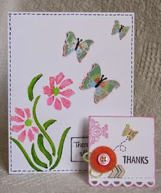 Scrap Savvy Creations: A Magenta Layout, Leftovers Turned Cards, and a Tutorial