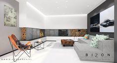 APARTAMENT POKAZOWY NA OSIEDLU DOLCE VILLA, WILANÓW   Projektowanie wnętrz mieszkalnych, komercyjnych – Bizzonarch