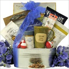 Gone Fishing!: Father's Day Gift Basket
