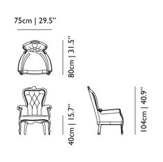 Smoke Chair by | Moooi.com