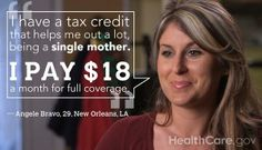 I Don't Have to Worry Anymore: My Affordable, #GetCovered Story (By Angele Bravo): http://www.hhs.gov/healthcare/facts/blog/2014/03/angeles-enrollment-story.html
