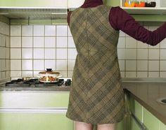 Afbeeldingsresultaat voor bruynzeel keuken jaren 70