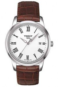 Tissot T-Classic Dream Calf Skin # T033.410.16.013.01 (Men Watch)