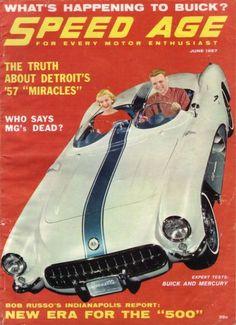 1956 Corvette SS Show Car