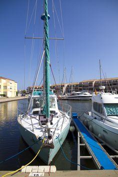 Le port et ses bateaux  - Saint Cyprien (66)