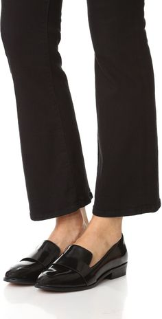 blank canvas Banded Loafers | SHOPBOP
