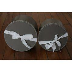 boite ronde avec couvercle d26x16cm naturel so class les boites en carton bo tes de. Black Bedroom Furniture Sets. Home Design Ideas