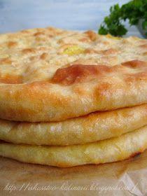 Bulgarian Recipes, Russian Recipes, Healthy Cookies For Kids, Georgian Food, Good Food, Yummy Food, Savoury Baking, Savory Breakfast, Food Photo