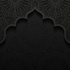 Islamic mosque with black background vector 07 mosque islamic black background Flower Background Wallpaper, Framed Wallpaper, Islamic Wallpaper, Flower Backgrounds, Background Pictures, Art Background, Black Backgrounds, Luxury Background, Islamic Background Vector