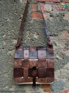 Купить Женская сумка FORTE ручной работы, Натуральная кожа | Bestmade