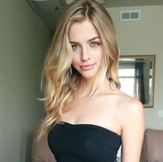 Marina Laswick is a Toronto based model, and we can't help but gaze deep into her eyes. Most Beautiful Faces, Beautiful Models, Gorgeous Women, Marina Laswick, Blonde Women, Blonde Beauty, Woman Face, Pretty Face, Lady