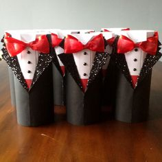 Tuxedo Centerpiece Centerpiece Ideas Tuxedo theme party - Tuxedo - Ideas of Tuxedo - Tuxedo Centerpiece Centerpiece Ideas Tuxedo theme party Casino Theme Parties, Casino Party, Party Centerpieces, Centerpiece Ideas, Table Decorations, Hollywood Party, Man Party, 50th Birthday Party, Birthday Outfits