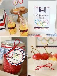 olympics party - Google Search