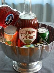 "During the holiday season I like to drink Southern Comfort Punch. It is actually called ""Holiday Punch"" in the Southern Comfort pamphlet I ..."