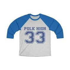 Married With Children TV Show POLK HIGH 33 Licensed Adult Tank Top All Sizes