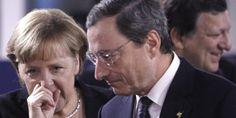 """Merkel: """"Fatevi aiutare o fuori dall'Eurozona"""". Pronti i commissari della """"Troika"""". Elezioni nel 2018 a fine legislatura. Perchè? Il 1° ottobre 2017..."""