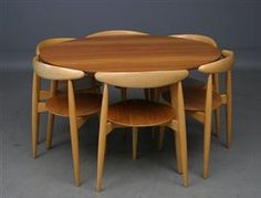 Hans J Wegner, dining group (7)