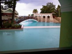 The Pool at Beaches Resorts, Negril, Jamaica.  Amazing!