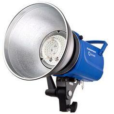 Flashpoint DG600 300 w/s Monolight, Blue