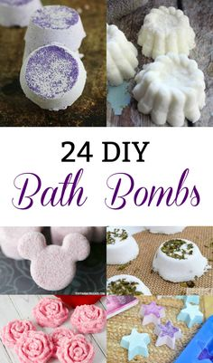 These DIY Bath Bombs are perfect for anyone who has ever wondered how to make your own bath bomb. These DIY Bath Bombs Lip Scrub Homemade, Homemade Bath Bombs, Homemade Gifts, Diy Gifts, Fun Crafts, Diy And Crafts, Crafts For Kids, Creative Crafts, Decor Crafts
