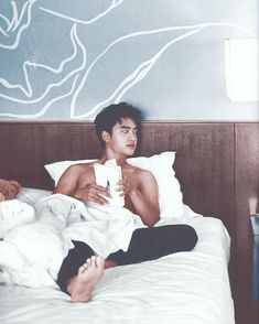 D.O. - I think this is the most sexiest pictures.