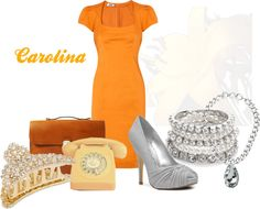 """Carolina ~ 2"" by lvppa ❤ liked on Polyvore"