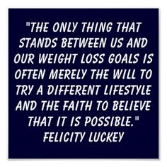 Weight Loss Beliefs 10 Posters from Zazzle.com