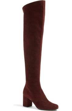 f2565353dd8 Saint Laurent  Babies  Over the Knee Boot (Women) available at  Nordstrom