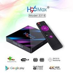 CPU: Rockchip Quad Core BT enables Max to pair with external devices. RAM with ROM provides plentiful room to quickly start and operate the device, also greatly improves the reliability of your TV box. Android Tv, Latest Android, Quad, Smart Tv, Ultra 4k, Wifi, Set Top Box, Netflix, Tv Box