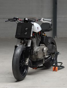 This is a badazz buell custom