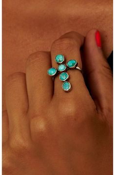 Paiute Cross Ring...a lot of other cute stuff on site