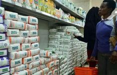 Maize Flour Price Rised Following Failure Of The Early Crop Flour Mill Machine, Africa, Meal, China, Dishes, Food, Tablewares, Porcelain, Meals