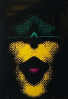 Roman Cieslewicz visual for Look magazine, 1973.