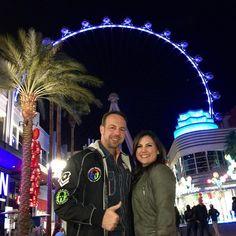 Vegas never disappoints! #lasvegas #thelinq #goodtimes by d_cherrington