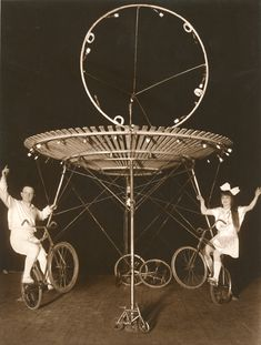 Anonymous - Circus Bicycle Act