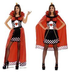 Costume Dame de Coeur #déguisementsadultes #costumespouradultes