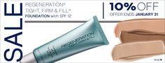 Purchase BeautiControl products ONLINE from a Consultant. $25.00 sale for Foundation!