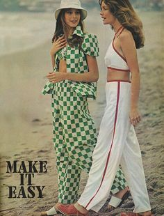 vintage seventeen magazine fashion images from the to the 60s And 70s Fashion, Retro Fashion, Vintage Fashion, Korean Fashion, Style Fashion, Retro Outfits, Vintage Outfits, Cute Outfits, Vogue
